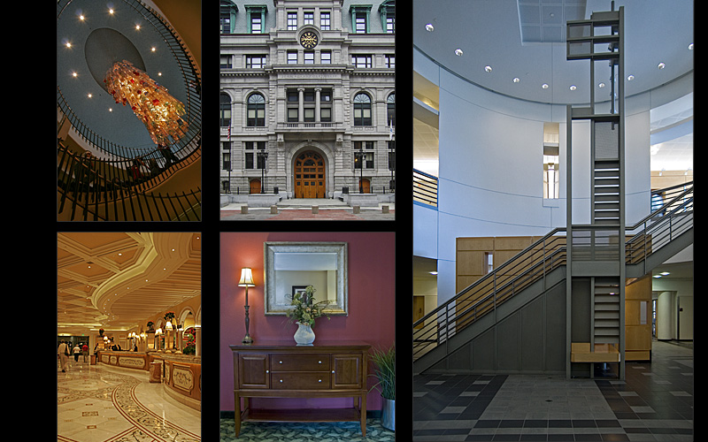 Architecutral Photographer in Boston Massachusetts and  New England
